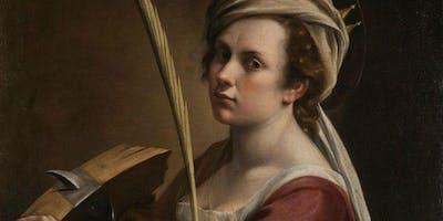 Art History Series: Artemisia Gentileschi & Female Artists