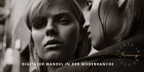Masterclass: Digitaler Wandel in der Modebranche • inkl. Drinks & Snacks Tickets