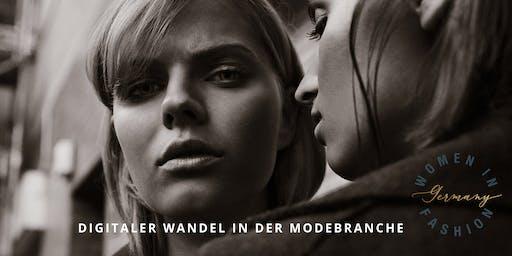 Masterclass: Digitaler Wandel in der Modebranche • inkl. Drinks & Snacks