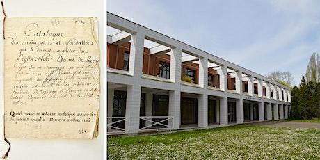 Symposium sur l'histoire du linceul de Lirey-Chambéry-Turin billets