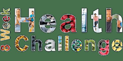 8 Week Health Challenge Kick-off Event