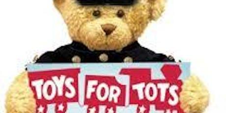 Benning Stoddert Recreation Center Toys for Tots Distribution tickets