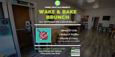 Wake & Bake Brunch tickets