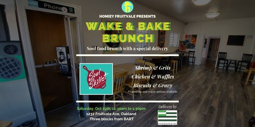 Wake & Bake Brunch