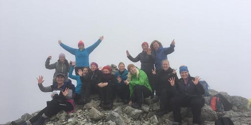 My First Munro; Mountain Safety Course