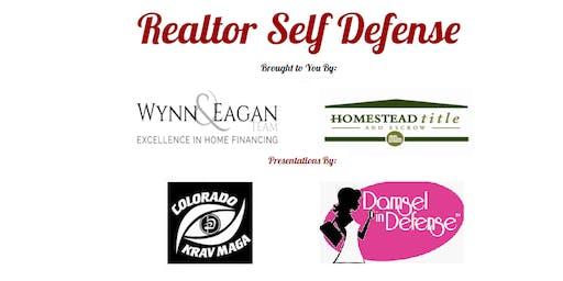 Realtor Self Defense