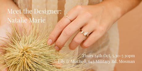 Meet the Designer: Natalie Marie tickets