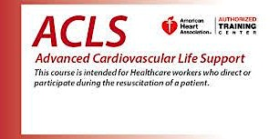 ACLS Two Day Course - May 11-12, 2020