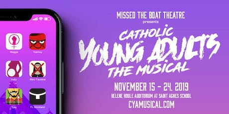 Catholic Young Adults: The Musical tickets