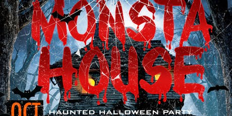 Monsta House Haunted Halloween Party tickets
