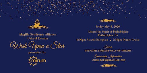 ALGSA Gala of Dreams ~ Wish Upon a Star presented by Mirum Pharmaceuticals