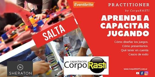 Practitioner by CorpoRASTI / Aprende a Capacitar Jugando! en SALTA