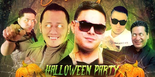 Hallowen Party con DJ Bacan & DJShulomixx - Vibras Latinas
