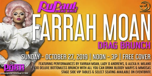 Farrah Moan's Drag Brunch
