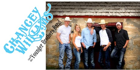 Chancey Williams & The Younger Brothers Band tickets