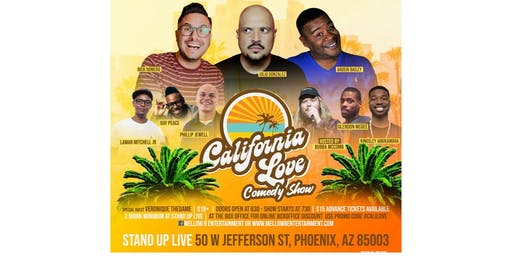 California Love Comedy Show