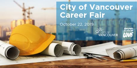 City of Vancouver Career Fair tickets