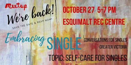 Self-Care for Singles tickets