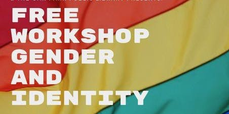 Free Workshop: Gender Identity by Lincoln DivCo x Oak Park Public Library