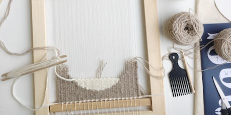 Tapestry Weaving with Christabel Balfour at Winter Craft Show tickets