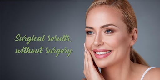 Surgical results, without Surgery- AccuTite, FaceTite & Morpheus8 Event