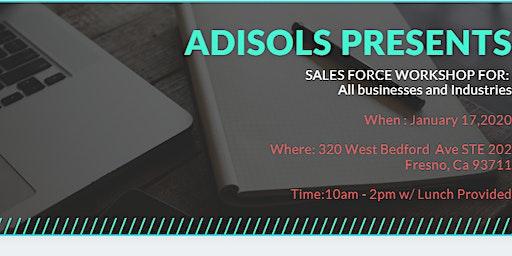 ADISOLS Sales Force Workshop