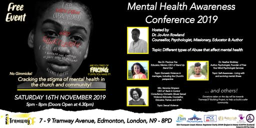 Mental Health Awareness Conference 2019