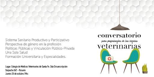 Conversatorio para Profesionales de las Ciencias Veterinarias