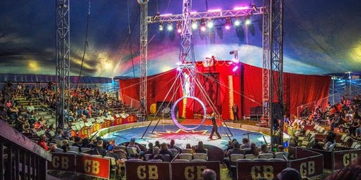 Carson & Barnes Circus Presents CircusSaurus - Houston, TX