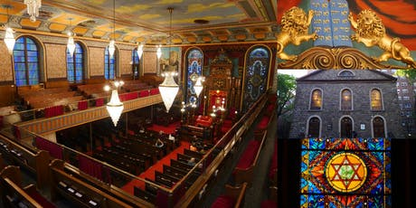 Private Lecture and Exploration @ Bialystoker Synagogue, Hidden Gem in LES tickets