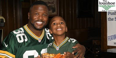 Packers Tailgate with LeRoy Butler!