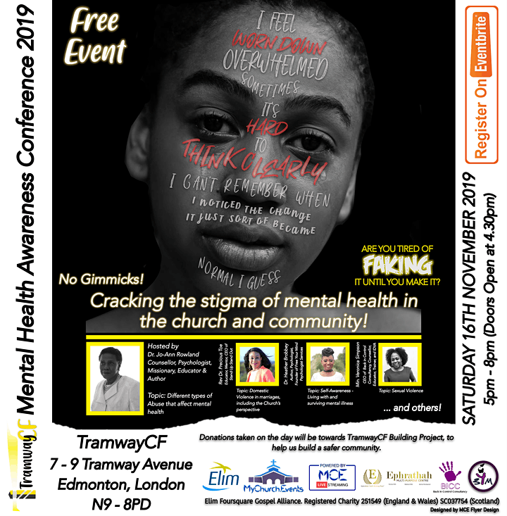 Mental Health Awareness Conference 2019 image