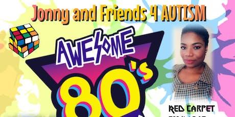 Jonny and Friends 4 Autism: 80's Dinner Gala tickets