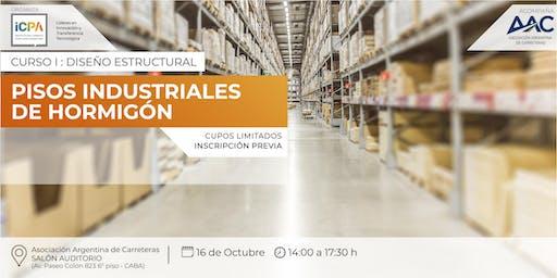 PISOS INDUSTRIALES DE HORMIGÓN | CURSO 1: DISEÑO ESTRUCTURAL