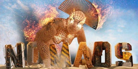 Burning Man Theme NOMADS NYC HALLOWEEN PARTY tickets