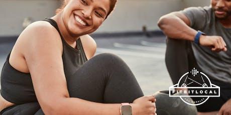 Fitbit Local Burn, Bend & Brews tickets