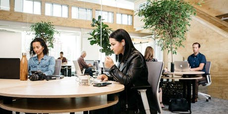 Free Coworking at Roundhouse tickets