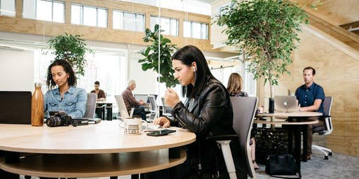 Free Coworking at Roundhouse
