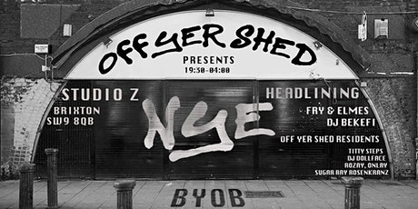 Off Yer Shed! Presents NYE tickets