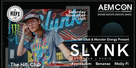 Monster Energy Pres: Slynk (Aus) tickets