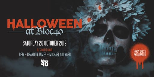 Halloween @ Bloc 40