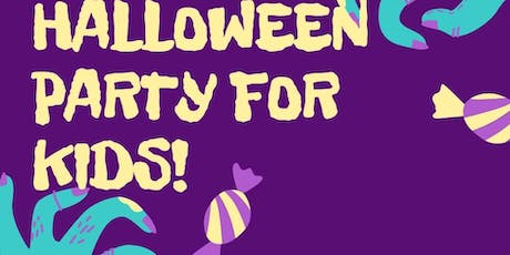 Halloween Party For Kids tickets