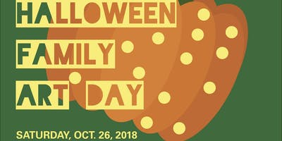 Halloween Family Art Day at the Triton Museum of Art