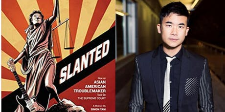 Author Talk: Simon Tam tickets