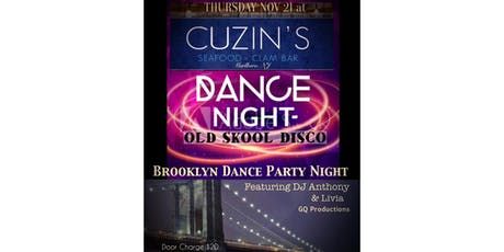 Old Skool Disco Brooklyn Dance Party tickets