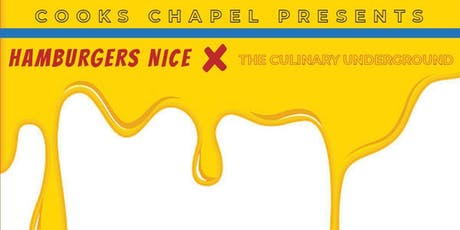 Chef's in the Chapel presents Hamburgers Nice tickets