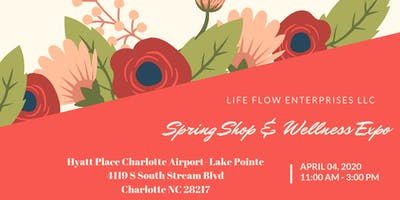 Spring Shop & Wellness Expo