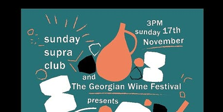 A celebration of Georgian wine and food. tickets