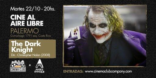 Cine al Aire Libre: EL CABALLERO DE LA NOCHE (2008) -  Martes 22/10