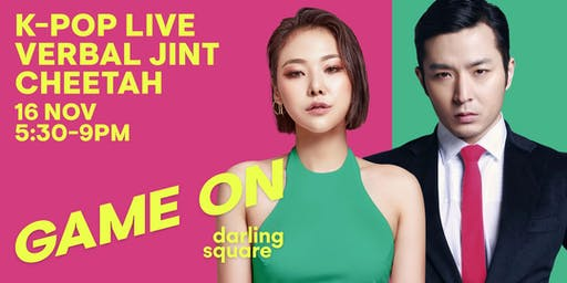 K-POP LIVE feat. Cheetah and Verbal Jint